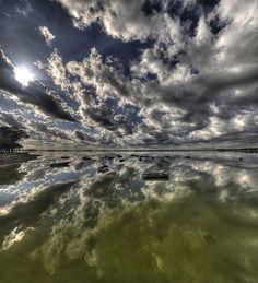 Beautiful Landscape photography : reflecting