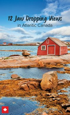 Visit the breathtaking town of Fogo Island in Newfoundland, Canada. East Coast Travel, East Coast Road Trip, Prince Edward Island, East Coast Canada, Nova Scotia Travel, Fogo Island Inn, Parks, Cities, Canada Destinations