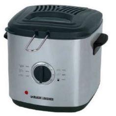 Black & Decker EF1220 1000-Watt 1.2-Litre Deep Fryer At Rs. 5340