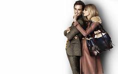 Burberry's Spring 2012 Ad Campaign Stars Eddie Redmayne and Cara Delevingne   Fashion Salade