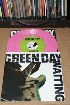 Green Day - Waiting / pink / Adeline Records / AR019 / used