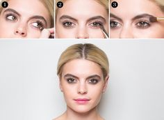 I Tried All the Backwards Makeup Trends  - HarpersBAZAAR.com