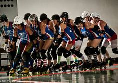 The Veteran City Rollers are Emporia's own awesome Roller Derby team! ​Join them as a skater or just watch one of their bouts!