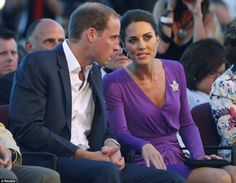 hands down absolute favorite picture of the Royal Tour...love the dress, but love the hand on the knee eeeeeven better :)