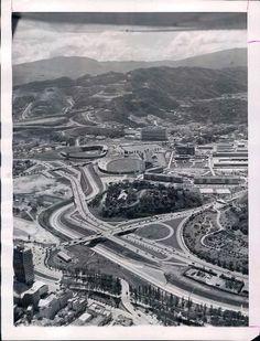 Caracas, Venezuela 1950