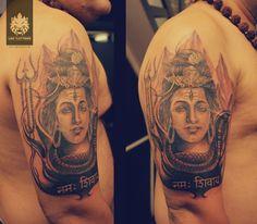 #shiva #tattoo #leotattoos #matunga