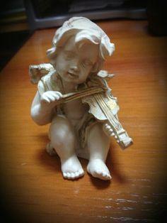Angel músico
