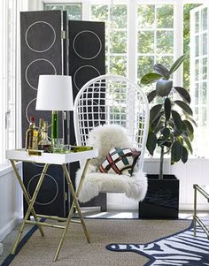 liz-lange-sunroom-jonathan-adler-house-beautiful