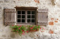 French Country Shutters | Share