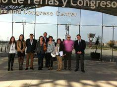 La Asociación de Palacios de Congresos y Ferias de Andalucía (AFCAN) se reunió ayer en #Malaga, concretamente en nuestras instalaciones de Fycma, para celebrar su asamblea anual y establecer su plan de acción de cara a 2014 | #Turismo #Ferias #Congresos