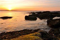Sunset Newport, RI       #VisitRhodeIsland