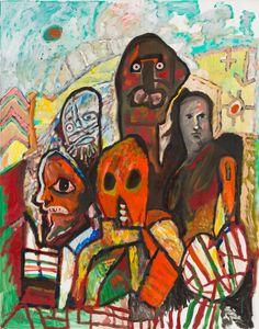 Avant-garde art Lucebert