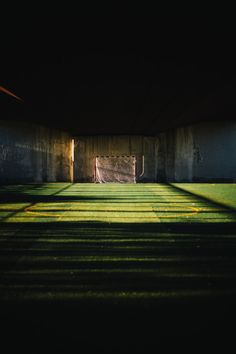Soccer field under a bridge, Barcelona. betoruizalonso.com