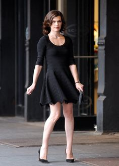 Long sleeves LBD