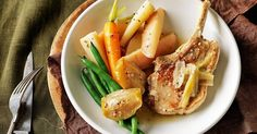 For the most tender, flavoursome pork, let your slow cooker do all the work.