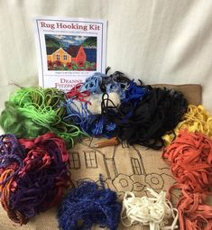 Perfect for Beginners- Poppies on the Edge of Town Starter Pack -Includes Shipping