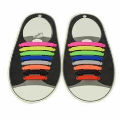 Unisex Lazy Shoe Laces NO Tie Silicone Elastic Sneaker Shoelaces Fashion Pink Shoelaces, Elastic Shoe Laces, Unisex, Chuck Taylor Sneakers, Travel Style, Latest Fashion Trends, Creative, Adidas Sneakers, Ebay