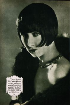 Early 1920's - Few know that Mae Busch writes poetry as remarkable as her dramatic work in motion pictures.