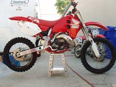 1989 Honda CR 500 motorcycle photo