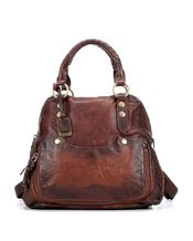 Frye Elaine Vintage Back Pack - Whiskey