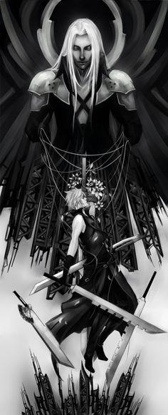 Final Fantasy 7 by RobasArel                                                                                                                                                      Mais