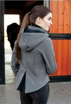 The Hunter Jacket by Asmar Equestrian