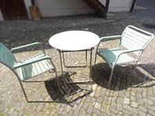 bigla gartengarnitur Outdoor Tables, Outdoor Decor, Outdoor Furniture Sets, Home Decor, Homemade Home Decor, Decoration Home, Patio Table, Interior Decorating, Outdoor Furniture