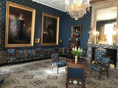 Paleis Het Loo interior , Holland . | French Interiors French ...