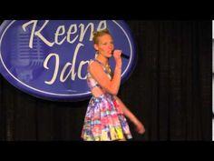 Allie McGahie: Week 1