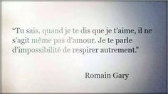 And you let me think it was reciprocated. Sweet Words, Love Words, Beautiful Words, Best Quotes, Love Quotes, Inspirational Quotes, Romain Gary, Positiv Quotes, Words Quotes
