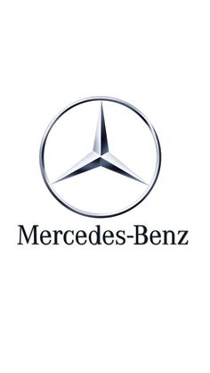 Mercedes-Benz logo of a tri-star represents the companies dominance over land, sea and air.