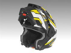 """O novo capacete """"dual-sport"""" da Touratech é um modular de aventura desenvolvido em conjunto com a conceituada marca Schuberth"""