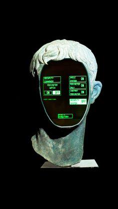 Pin by fuktoy on 【Cyberpunk Aesthetic】 (With images) Pochette Cd, Vaporwave Art, Glitch Art, Art Graphique, Retro Futurism, Grafik Design, Cyberpunk, Art Inspo, Collage Art