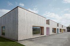 Gallery of Kindergarden at the Ducklake / Bernardo Bader Architekten - 6