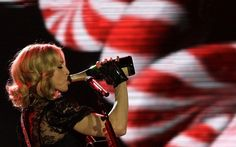 Image result for pop star drinking champagne