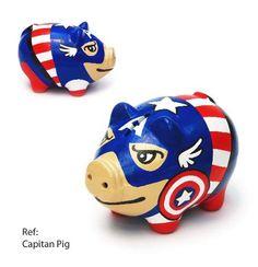 iron man piggy bank | SDC14006.JPG | IRON MAN | Pinterest | Boba Fett