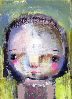 Jessica original by Mindy Lacefield by timssally on Etsy, $28.00