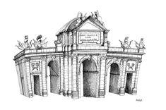 puerta de Alcalá. Madrid. Spain. amaiaarrazola49.jpg
