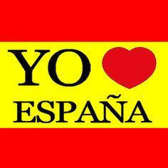 Resultado de imagen de amo a mi pais españa