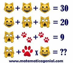 To improve your logical thinking and problem solving skills. Free online practice of puzzles and riddles problems with solutions for all competitive exams. Math Puzzles Brain Teasers, Math Logic Puzzles, Brain Teasers For Kids, Math 5, Math Talk, 1st Grade Math, Fun Math, Math Games, Math Activities