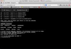Site CV de développeur. http://www.jeannoelpierre.com/