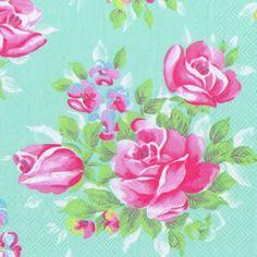 Cath Kidston Paper Table Napkins 30 designs you choose   eBay