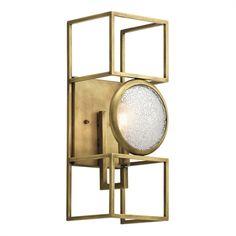 Kichler Lighting 43934 Vance Single Light Wall Sconce | The Mine