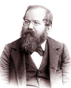 Wilhelm Steinitz - 1st World Chess Champion in 1886.