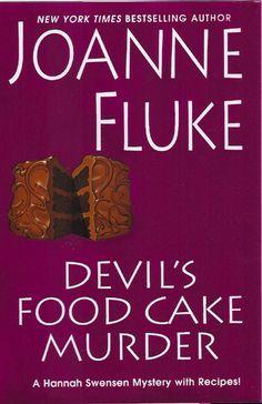 Image detail for  Joanne Fluke - Devil's Food Cake Murder