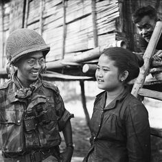 ECPAD | Combats à Banh-Hine-Siu et Na Pho auxquels prend part un bataillon de parachutistes viêtnamiens.