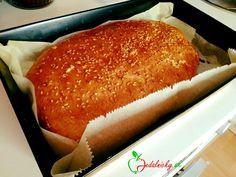 Domáci špaldový chlebík Hot Dog Buns, Hot Dogs, Bread, Cooking, Food, Basket, Kitchen, Brot, Essen