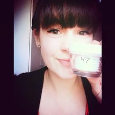 @charliejpote loves her No7 day cream