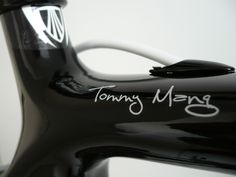 Trek Madone personal name tag Trek Madone, Bicycles, Vehicles, Car, Automobile, Rolling Stock, Bike, Bmx, Vehicle