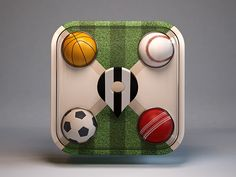 Various Icons by    Webshocker  , via Behance